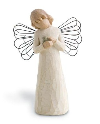 Willow Tree &#174 Angel of Healing   -     By: Susan Lordi