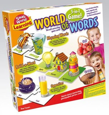 World of Words Game  -
