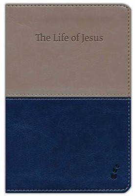 Life of Jesus with Guide Easy to Read Version (ERV) (Duotone)  -