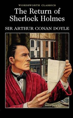Return of Sherlock Holmes  -     By: Sir Arthur Conan Doyle