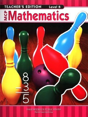 MCP Mathematics Level B Teacher's Guide (2005 Edition)   -