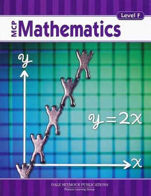 MCP Mathematics Level F Student Edition (2005 Edition)   -
