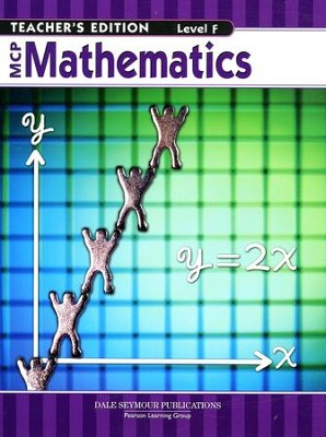 MCP Mathematics Level F Teacher's Guide (2005 Edition)   -