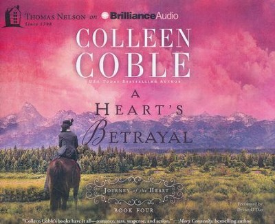 Heart's Betrayal, A - unabridged audio book on CD  -     By: Colleen Coble