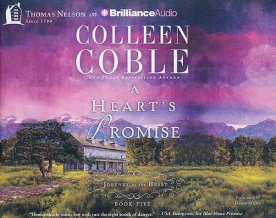 A Heart's Promise - unabridged audio book on CD  -     By: Colleen Coble