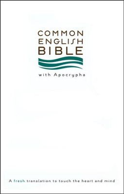 CEB Bible with Apocrypha, Softcover   -