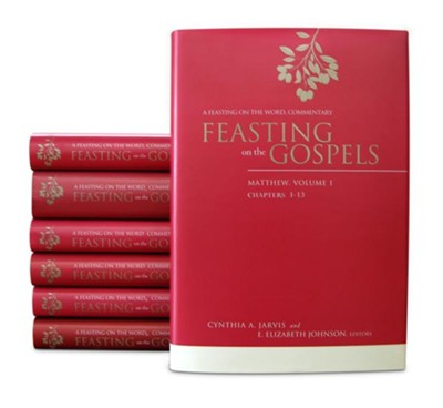 Feasting on the Gospels Complete Seven-Volume Set: A Feasting on the Word Commentary  -     By: Cynthia A. Jarvis, E. Elizabeth Johnson