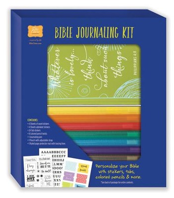 Bible Journaling Kit  -