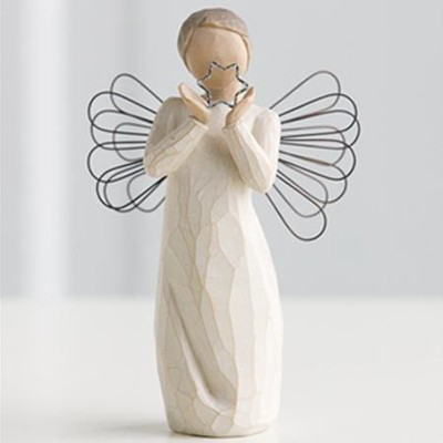 Willow Tree &#174 Bright Star Angel   -     By: Susan Lordi