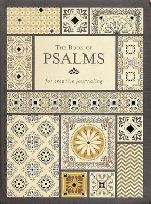 The Book of Psalms For Creative Journaling (KJV)  -