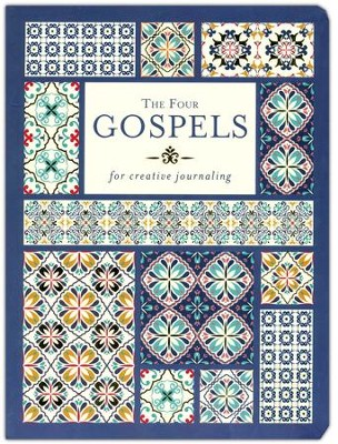 Four Gospels Creative Journal  -