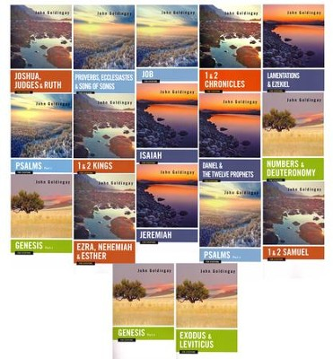 The Old Testament for Everyone Set: Complete Seventeen-Volume Set  -     By: John Goldingay