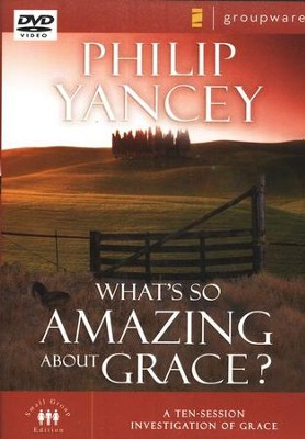 What's So Amazing About Grace DVD   -     By: Philip Yancey