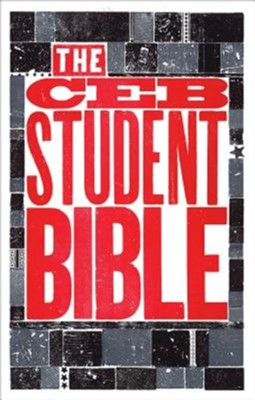The CEB Student Bible -