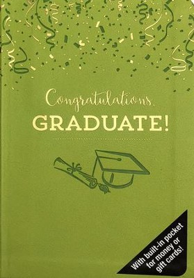 Congratulations Graduate! Gift book   -     By: Ellie Claire