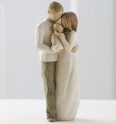 Willow Tree Figurine, Our Gift   -     By: Susan Lordi