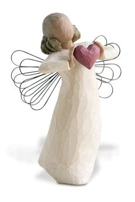 Willow Tree ® With Love Angel   -     By: Susan Lordi