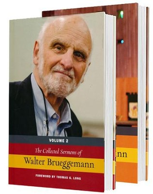 The Collected Sermons of Walter Brueggemann - Two-Volume Set  -     By: Walter Brueggemann