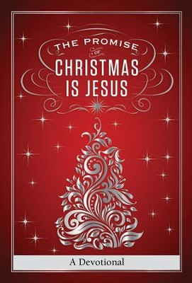 The Hope of Christmas is Jesus: An Advent Devotional - eBook  -     By: Jack Countryman