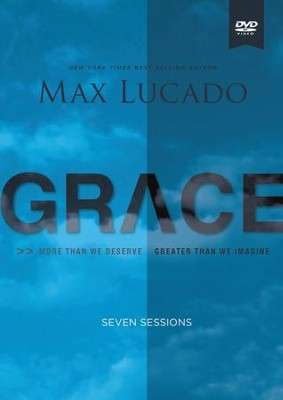 Grace: More Than We Deserve, Greater Than We Imagine - eBook  -     By: Max Lucado