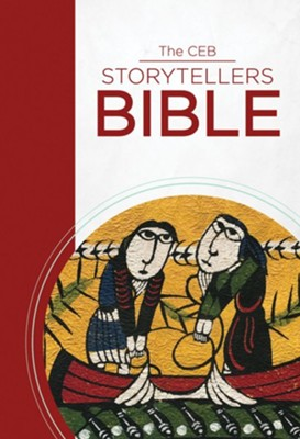 The CEB Storytellers Bible  -