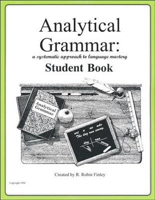 Extra Analytical Grammar Student Book   -     By: R. Robin Finley