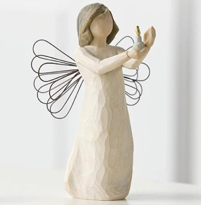 Willow Tree &#174 Angel of Hope   -     By: Susan Lordi