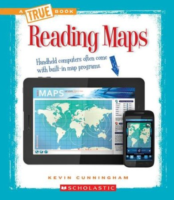 Reading Maps  -     By: Kevin Cunningham