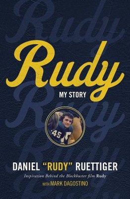 Rudy: My Story - eBook  -     By: Rudy Ruettiger