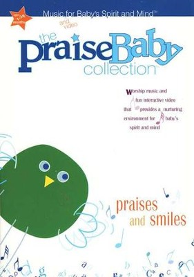 The Praise Baby Collection: Praises and Smiles, DVD   -