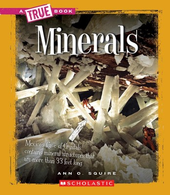 Minerals  -     By: Ann O. Squire