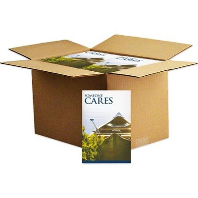 Someone Cares Booklet, Case of 200   -