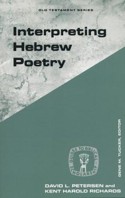 Interpreting Hebrew Poetry   -     By: David L. Petersen