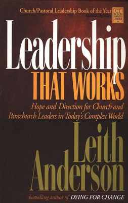 Leadership That Works  -     By: Leith Anderson
