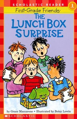 The First-Grade Friends: Lunch Box Surprise  -     By: Grace Maccarone     Illustrated By: Betsy Lewin