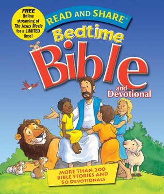 Read and Share Bedtime Bible and Devotional - eBook  -     By: Gwen Ellis