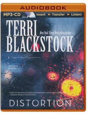 Distortion - unabridged audio book on MP3-CD  -     By: Terri Blackstock