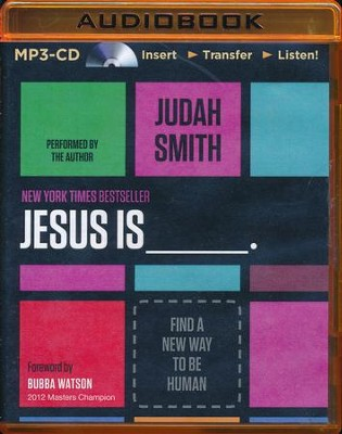 Jesus Is, Unabridged MP3-CD   -     By: Judah Smith