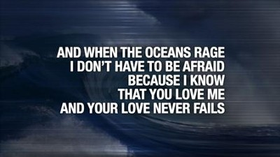 Your Love Never Fails - Lyric Video SD [Music Download]