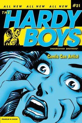 Comic Con Artist - eBook  -     By: Franklin W. Dixon