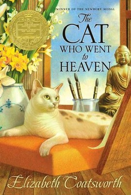 The Cat Who Went to Heaven - eBook  -     By: Elizabeth Coatsworth     Illustrated By: Raoul Vitale