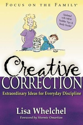 Creative Correction - eBook  -     By: Lisa Whelchel