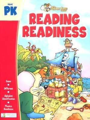 The Smart Alec Series: Reading Readiness Grade PreK   -