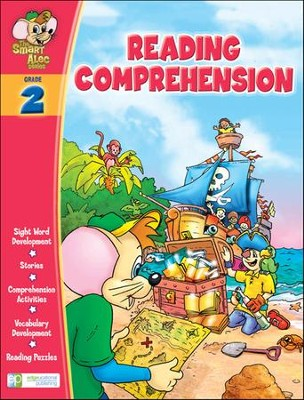 The Smart Alec Series: Reading Comprehension Grade 2   -