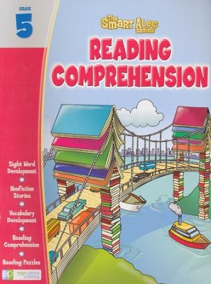 The Smart Alec Series: Reading Comprehension Grade 5   -
