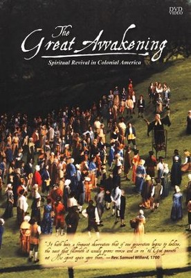 The Great Awakening: Spiritual Revival in Colonial America--DVD  -