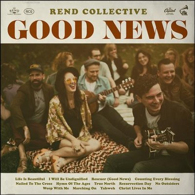 Good News, Vinyl   -     By: Rend Collective