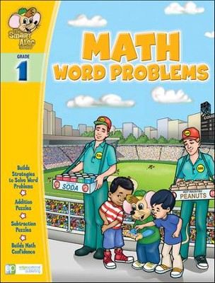 The Smart Alec Series: Problem Solving Grade 1   -
