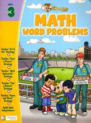 The Smart Alec Series: Problem Solving Grade 3   -