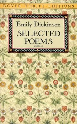 Emily Dickinson's Selected Poems   -     By: Emily Dickinson